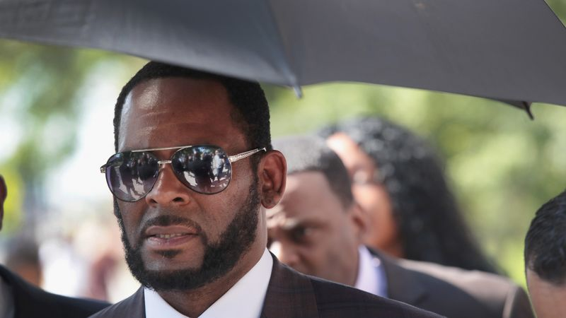 R. Kelly Arrested: Here's What You Need To Know