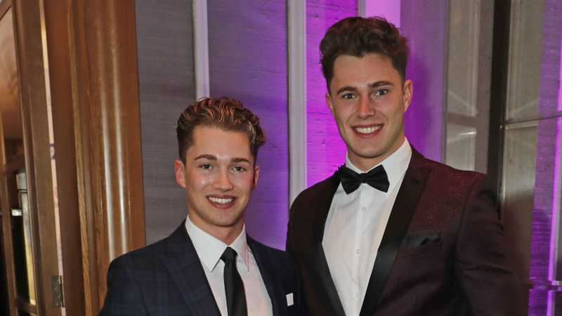 Love Island: Curtis Pritchard's brother AJ reveals Amy Hart has slid into his DMs since villa exit