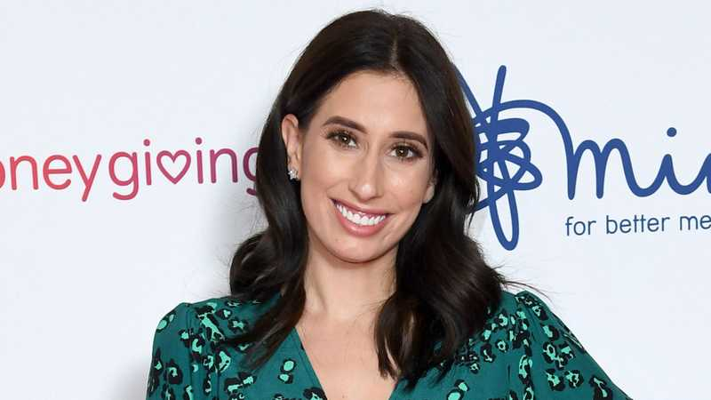 Stacey Solomon shares sweet post about dealing with sibling rivalry