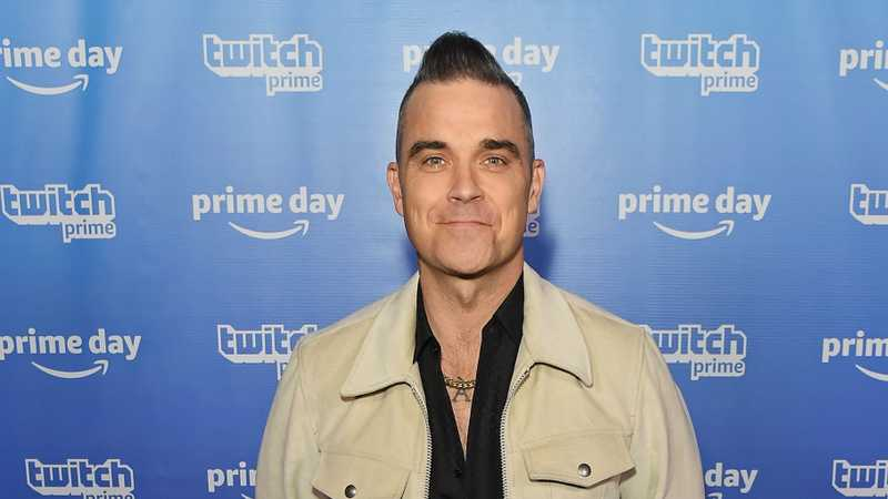 Robbie Williams opens up about his three-year battle with agoraphobia