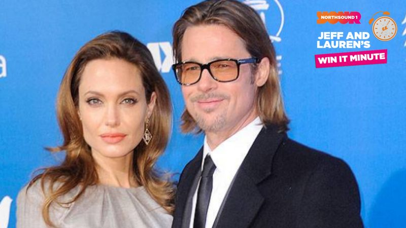 Win it Minute: What do we collectively call Brad and Angelina?