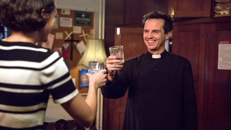 Fleabag: Andrew Scott's The Hot Priest Should Have Also Been Nominated For An Emmy