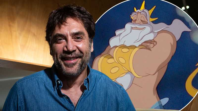 Disney's live-action The Little Mermaid might cast Javier Bardem as King Triton