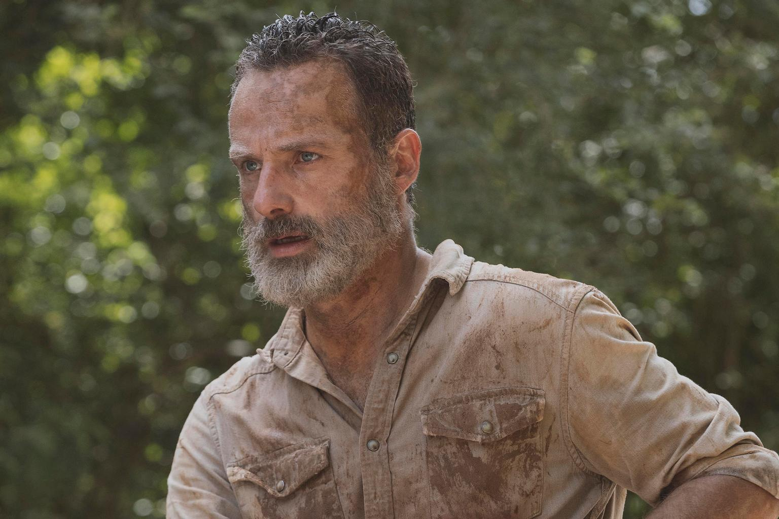Rick Grimes Returns in the First Teaser for The Walking Dead Film