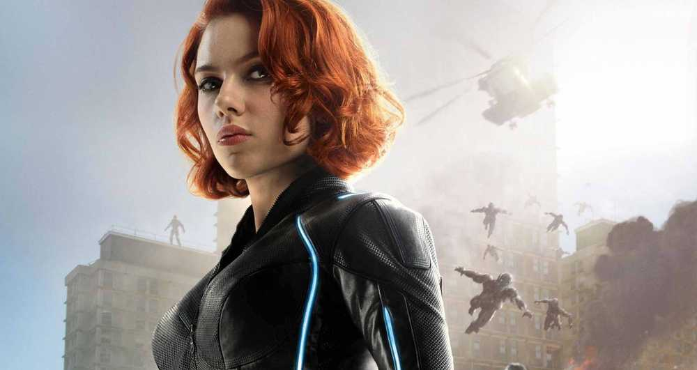 Black Widow Everything You Need To Know About Scarlett