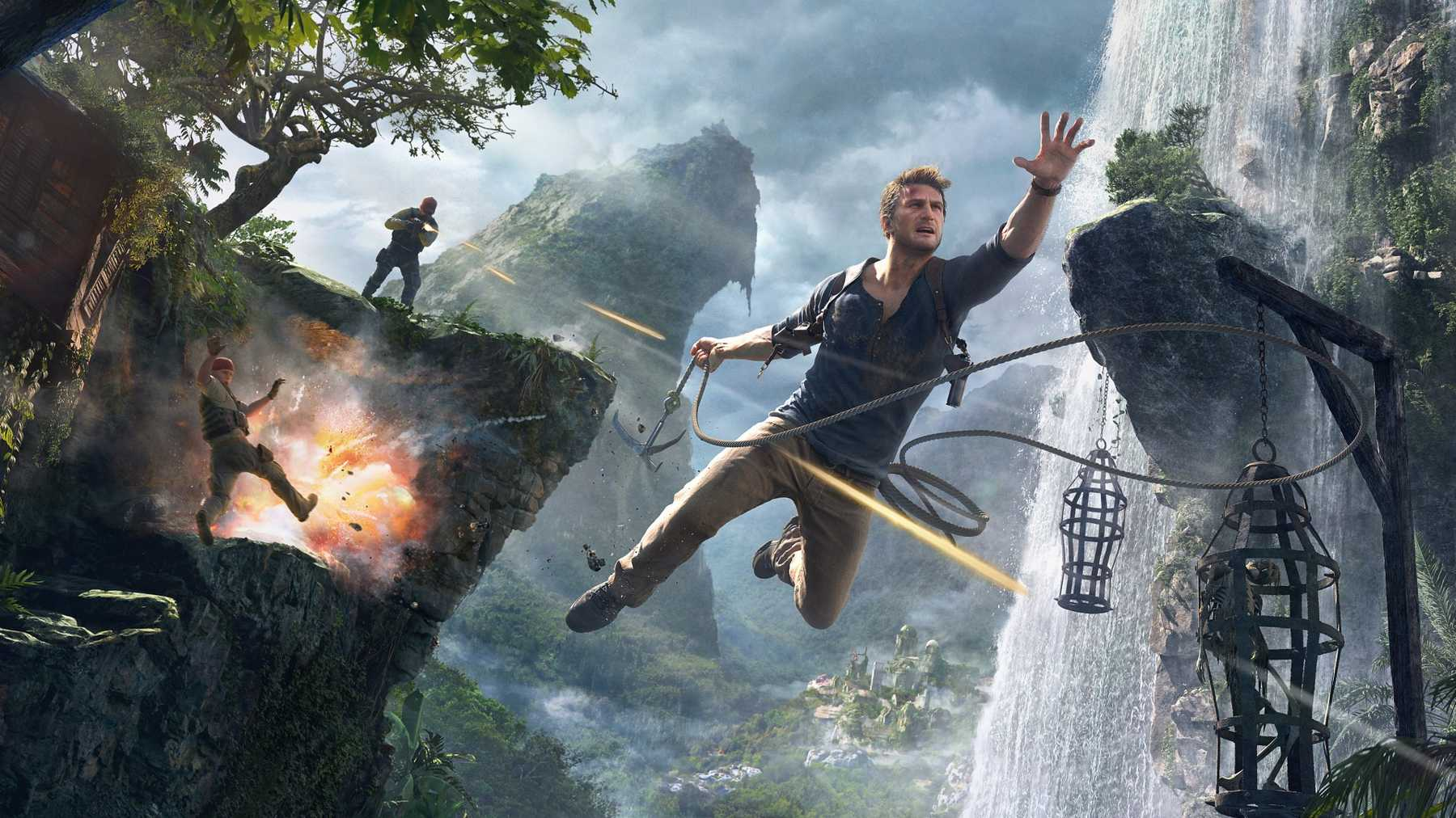 Uncharted Everything You Need To Know About The Movie Based On