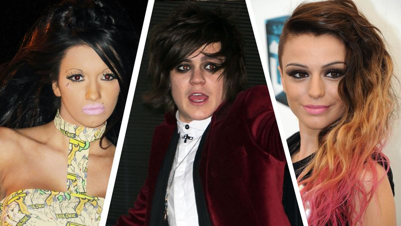 Classic X Factor transformations: then and now