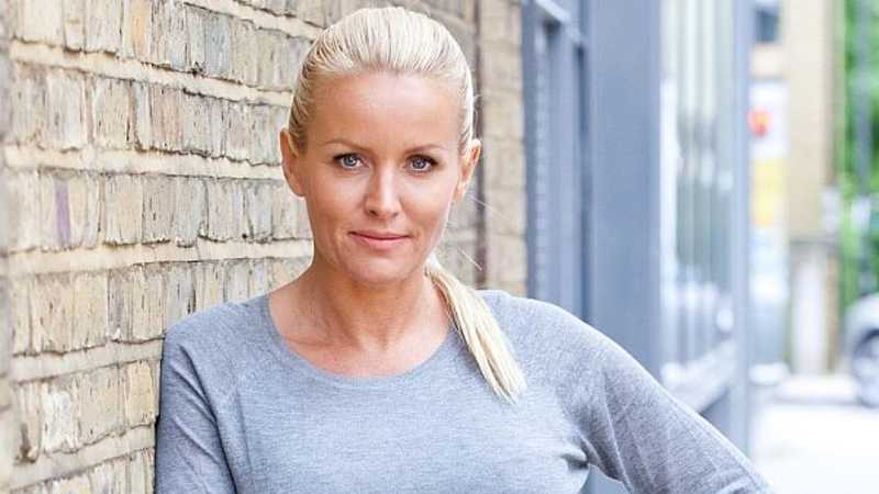 Davinia Taylor reveals diet secrets after dropping to a size 8