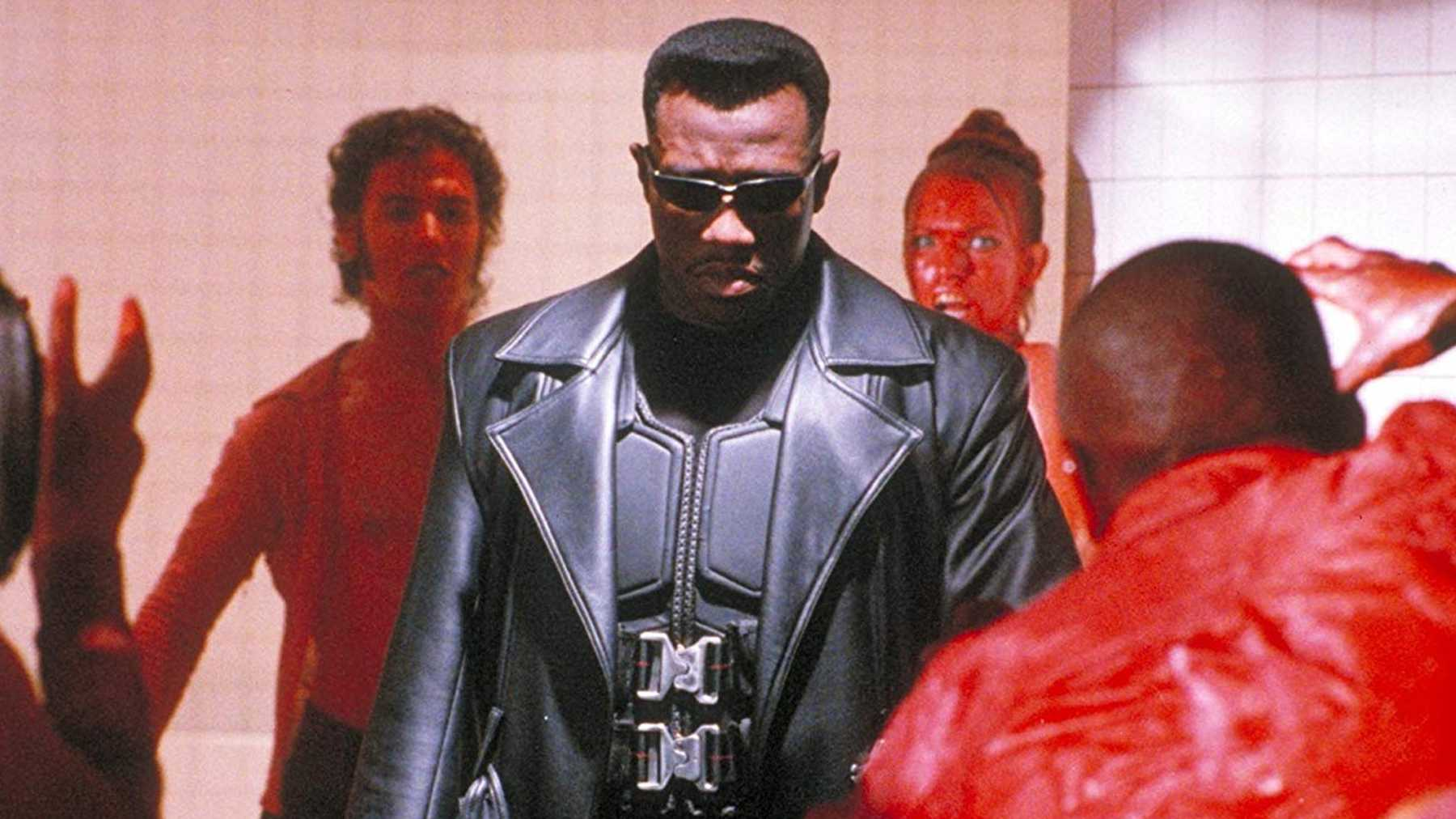 Wesley Snipes Responds To Marvel's Blade Reboot | Movies | Empire