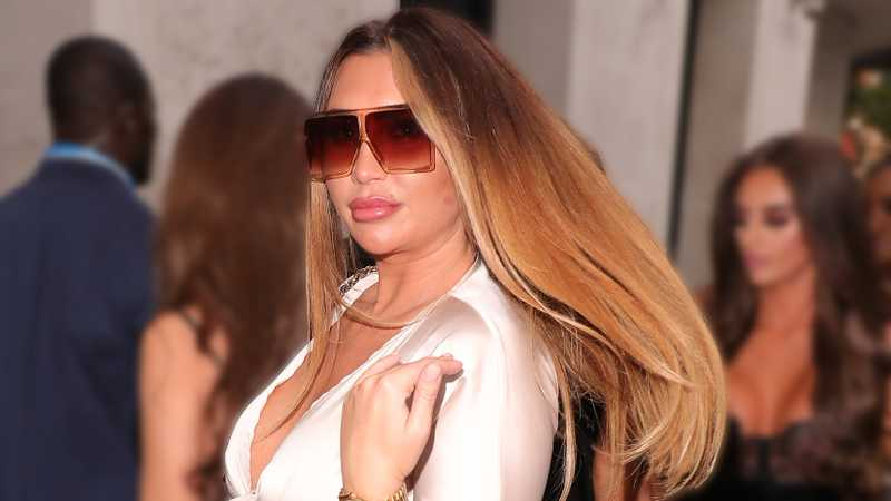 Lauren Goodger hints she's moved on with Love Island star