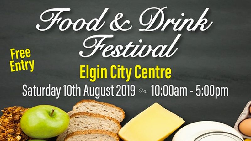 Join us at the Elgin Food & Drink Festival!