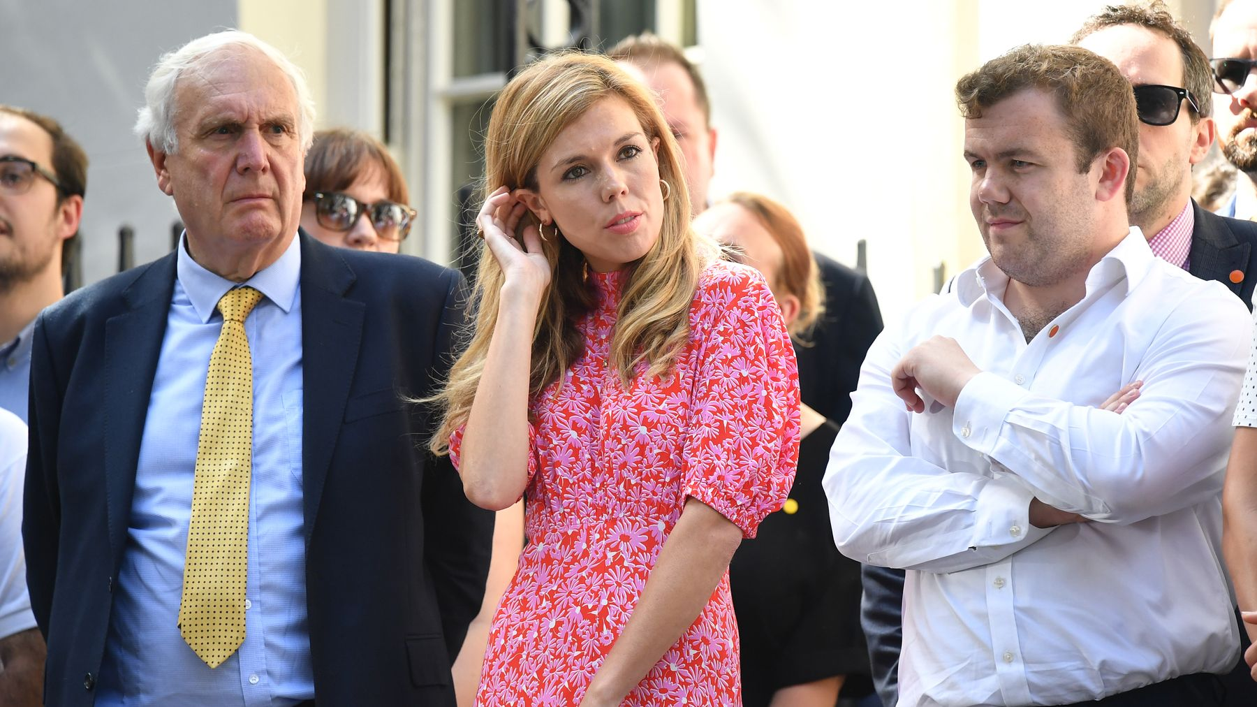 Is Carrie Symonds The New Kate Middleton When It Comes To Selling