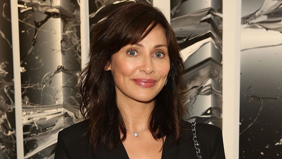 Natalie Imbruglia says she's 'blessed' to be expecting her