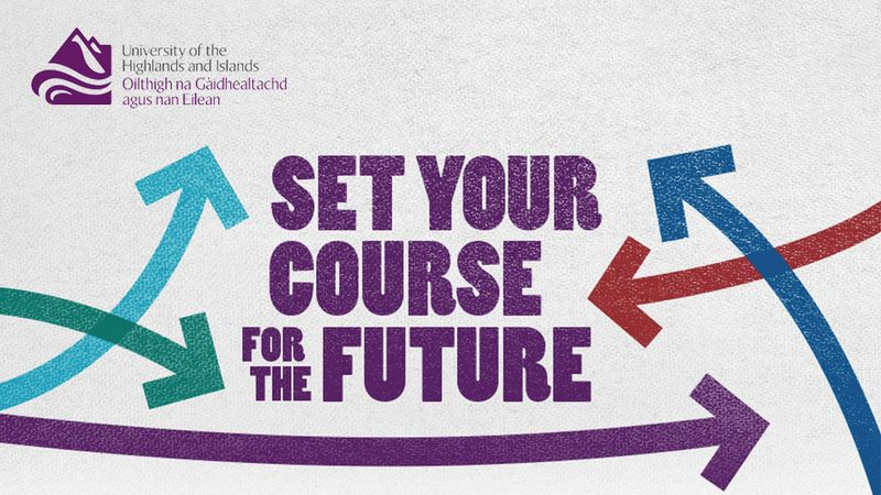Exam Results! Enter your world of tomorrow at one of the UHI's local campuses