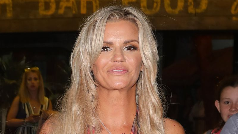 Kerry Katona hits out at claims she's GLAD ex-husband George Kay died