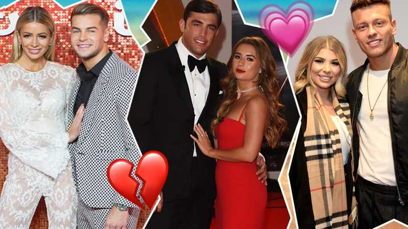 Love Island: The definitive guide to which couples are still together (and which aren't)