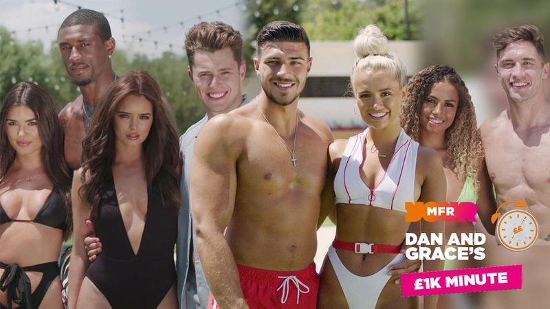 £1K Minute: Who were the winners of Love Island 2019?