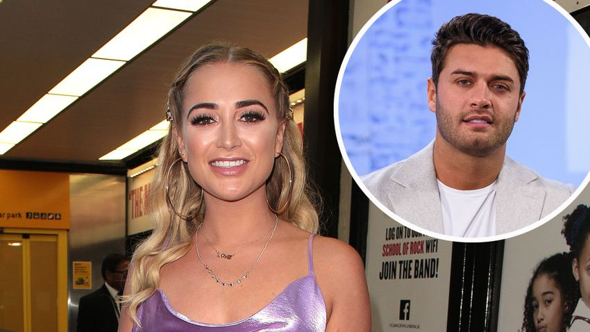 Georgia Harrison shares last messages with Mike Thalassitis