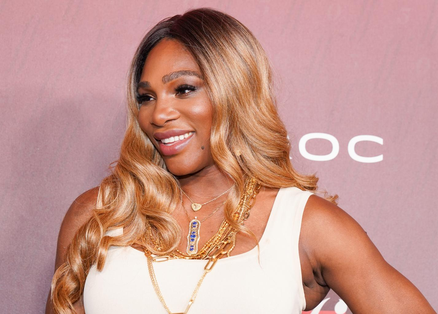Serena Williams designed a dress 'for everybody and every body'
