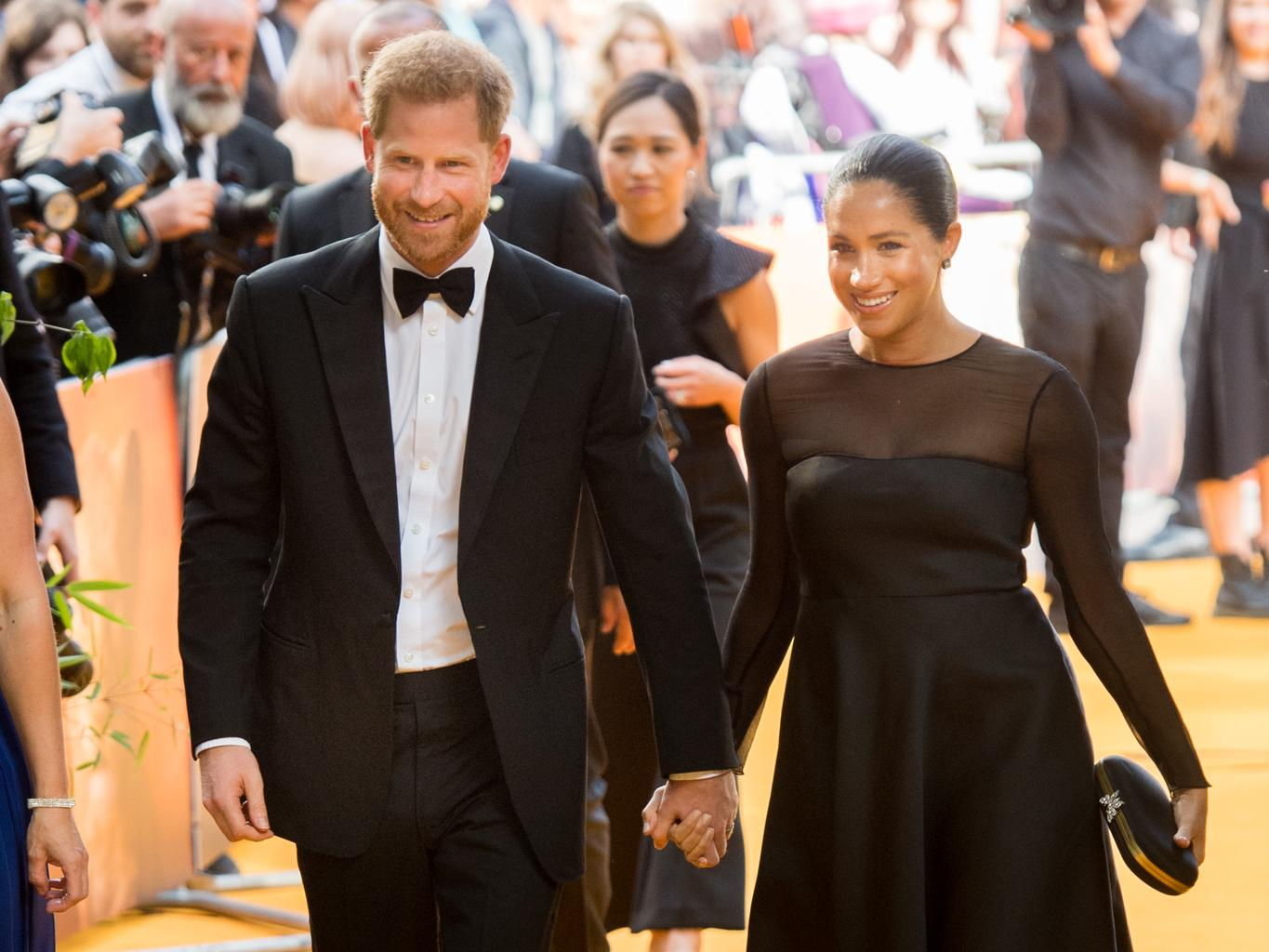 Prince Harry & Meghan Markle Just Unfollowed Everyone on Instagram