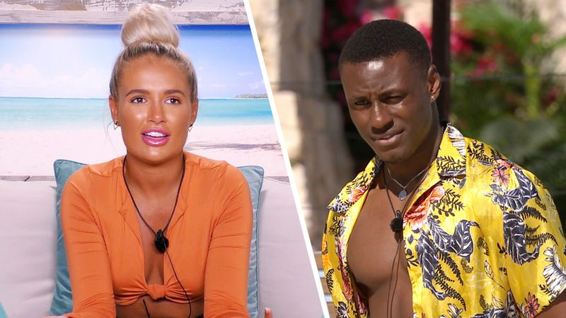 Love Island: Molly-Mae breaks silence after Sherif was booted from show
