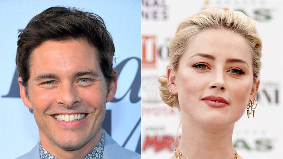 James Marsden, Amber Heard And More On For The Stand Miniseries