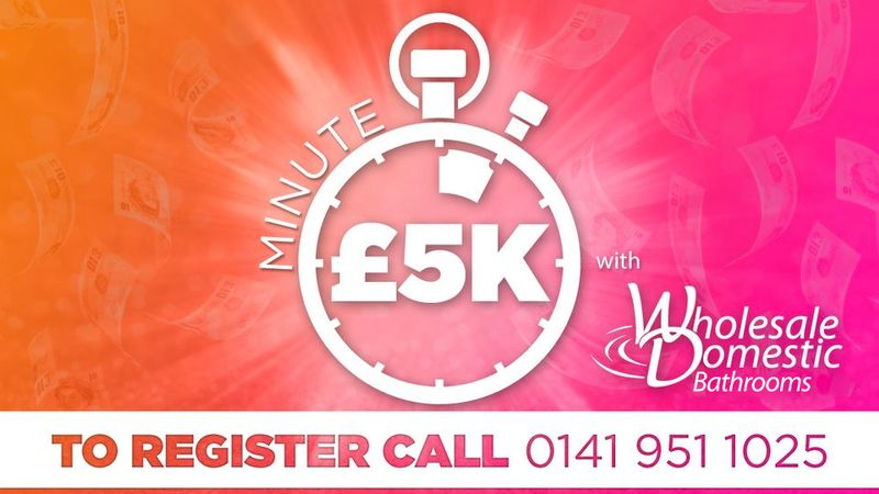5K Minute - Friday 2nd August