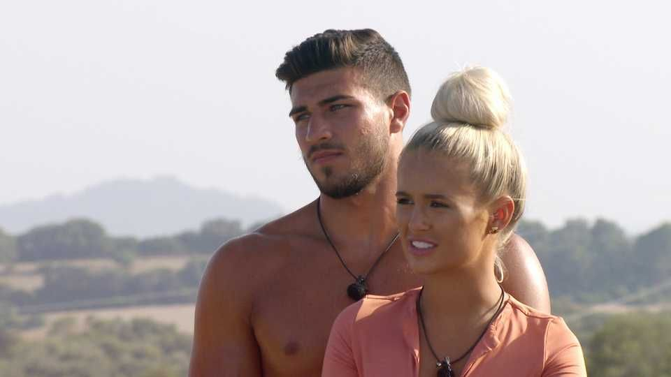 c7733c4704 Love Island fans fear Molly-Mae and Tommy have SPLIT already ...