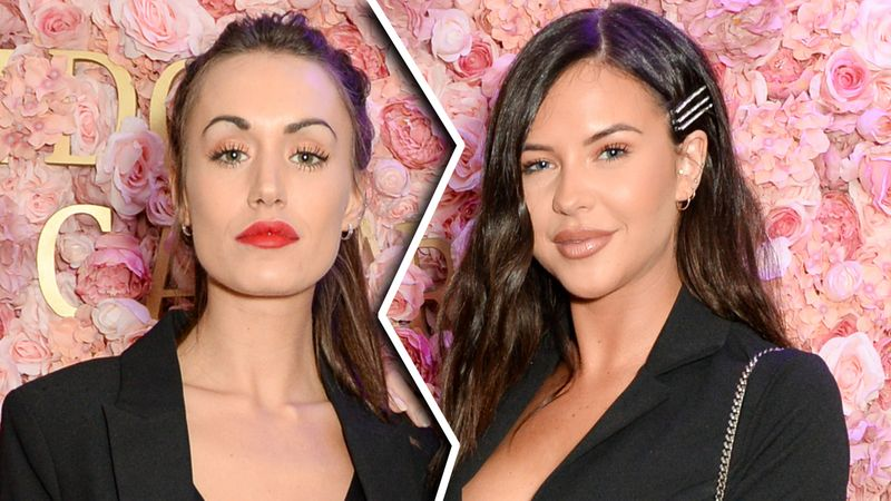TOWIE girls 'turn on Shelby Tribble' following Clelia Theodorou bust up