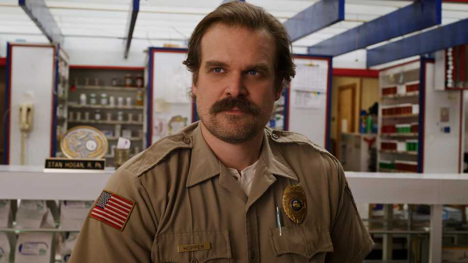 Stranger Things' creators might have revealed what happened to Hopper
