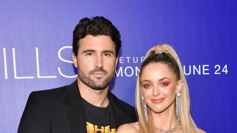 Brody Jenner and wife split