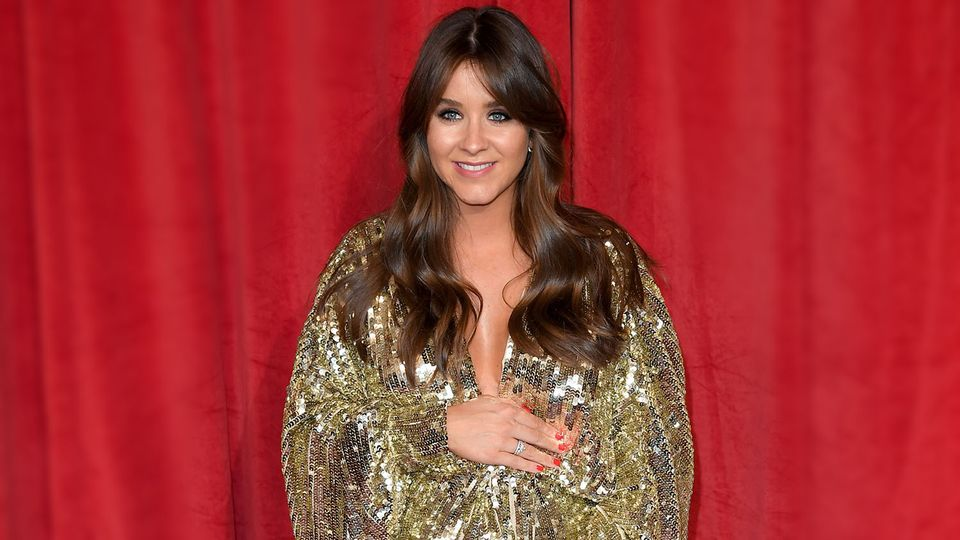 Coronation Street's Brooke Vincent throws incredible baby shower