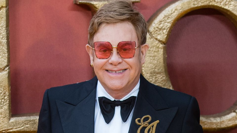 Elton John opens up about working on the iconic Lion King songs