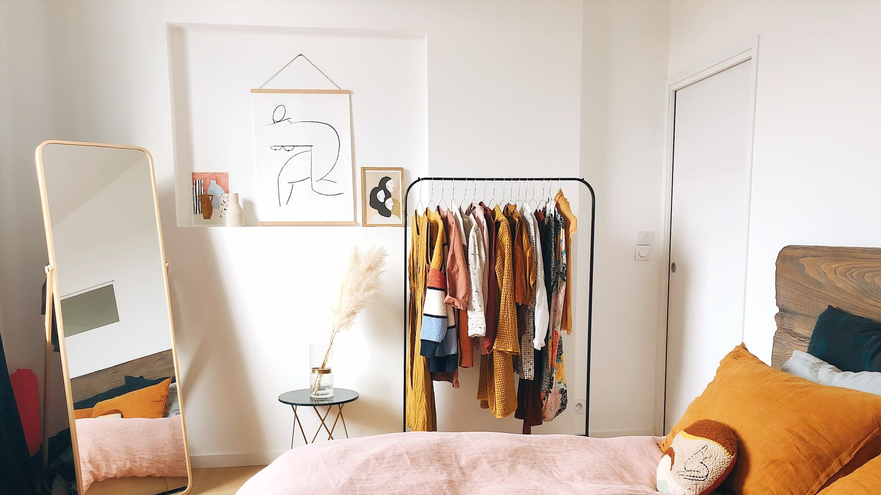 15 Scandi Bedroom Ideas To Instantly Make You Feel More Zen ...