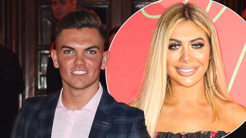 Sam Gowland accuses Chloe Ferry of 'cheating' on him in Ibiza