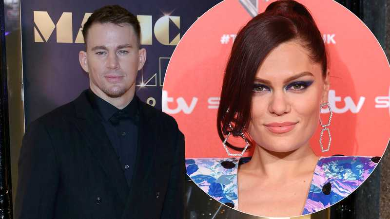 Jessie J and Channing Tatum have 'moved into a country mansion'