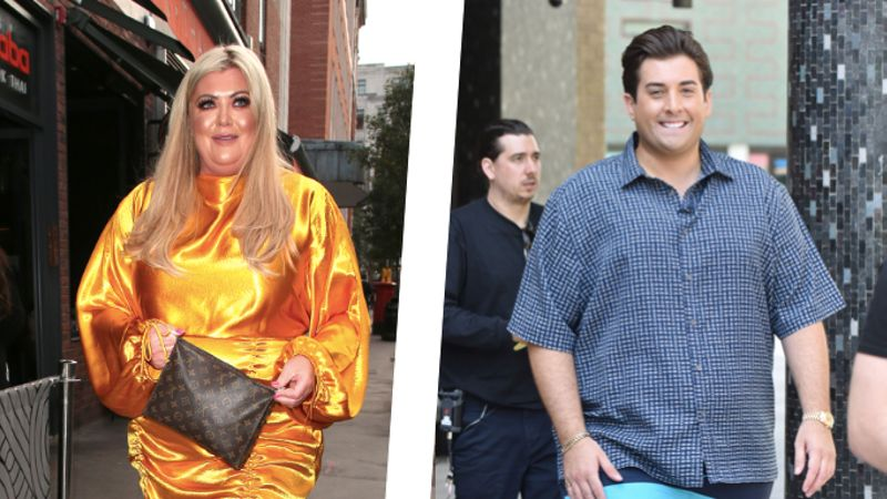Gemma Collins reveals she'll dump Arg if he doesn't sign a pre-nup