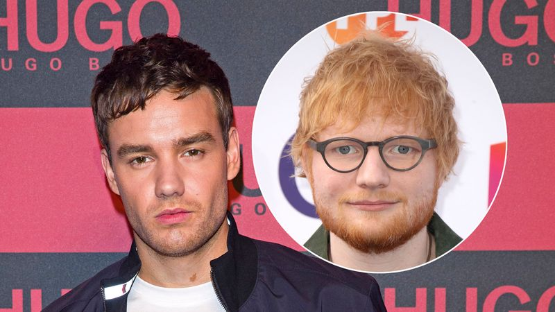 Liam Payne 'teams up' with Ed Sheeran on new comeback single