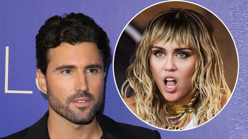 Miley Cyrus has clapped back at Brody Jenner on Instagram