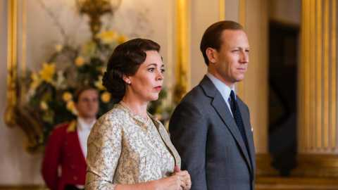 The Crown Returns In November