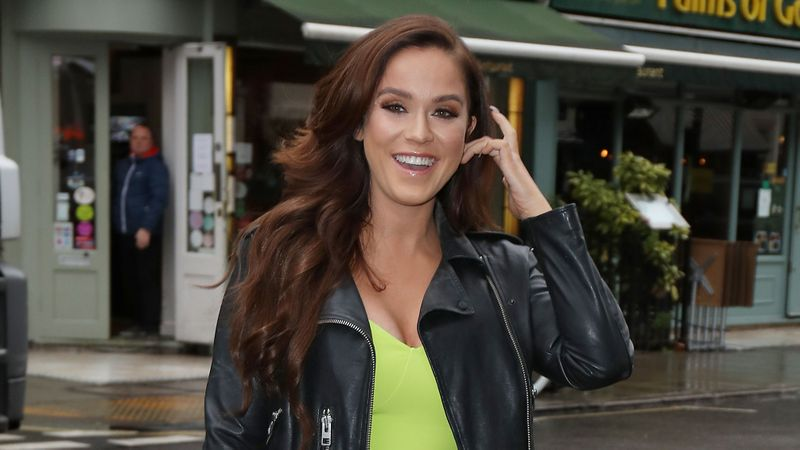 Vicky Pattison admits to weight gain and shares photos
