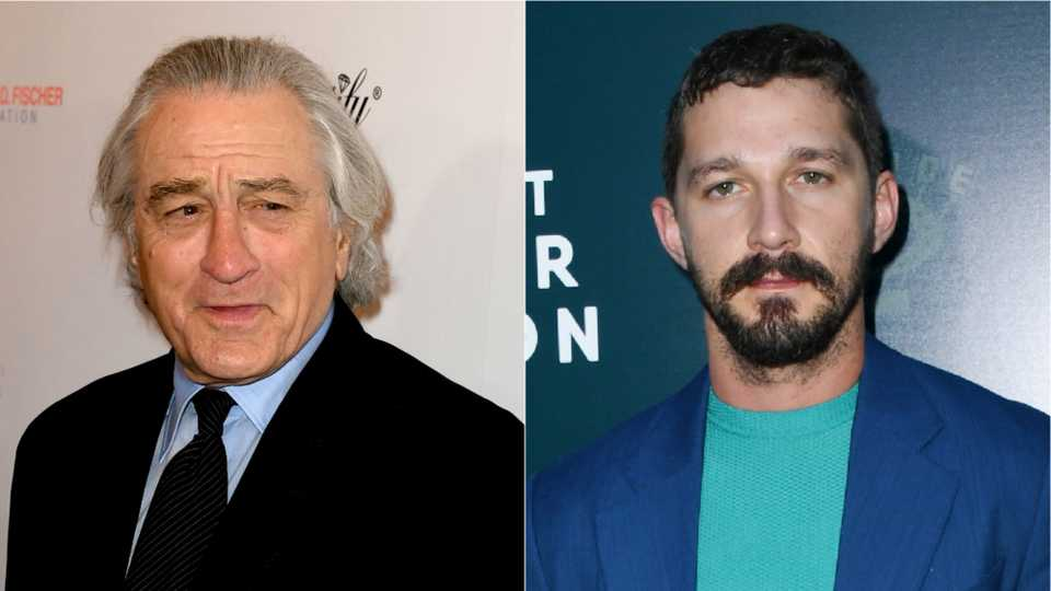 Robert De Niro And Shia LaBeouf Starring In After Exile