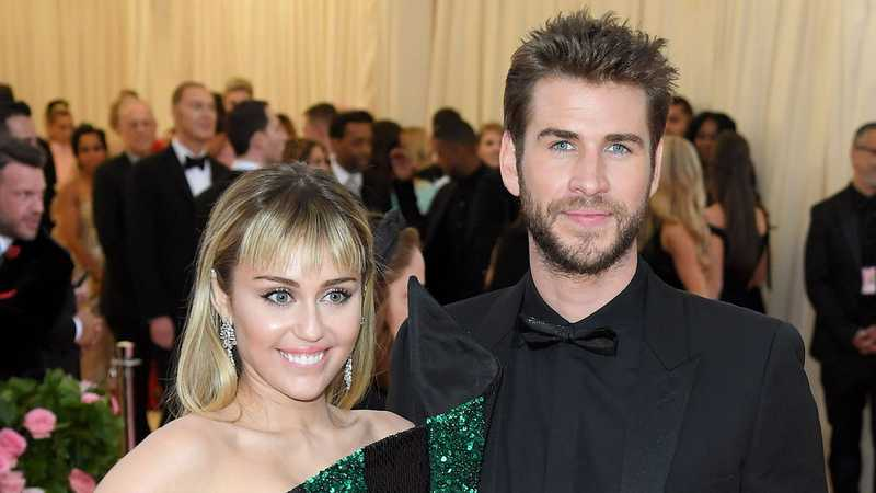 Liam Hemsworth releases statement following Miley Cyrus split