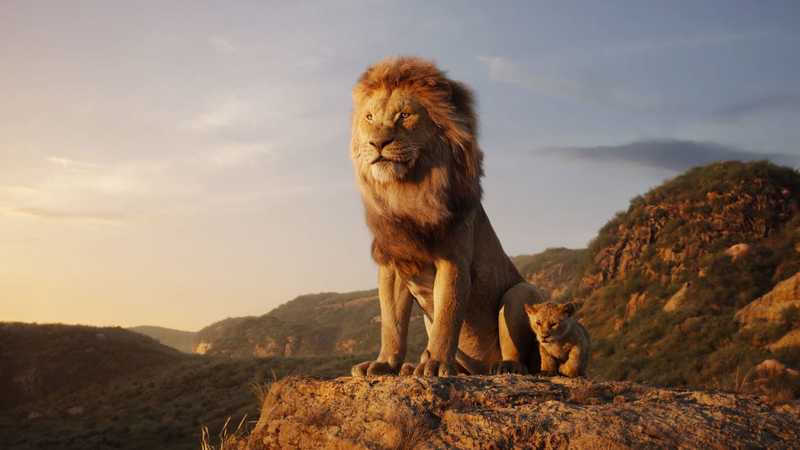 Disney's live-action remake of The Lion King breaks box office record
