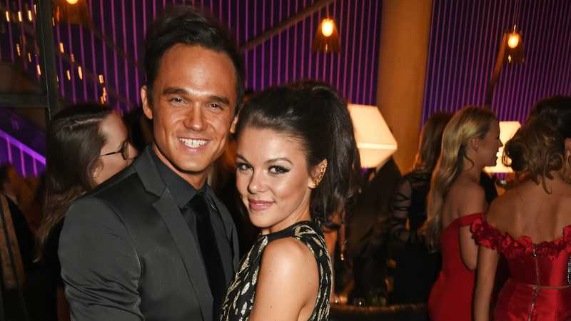 Gareth Gates and Faye Brookes 'split and call off engagement'