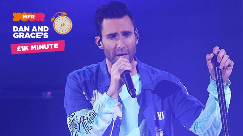 £1K Minute: What Maroon 5 song starts, 'I was so high, I did not recognise'?