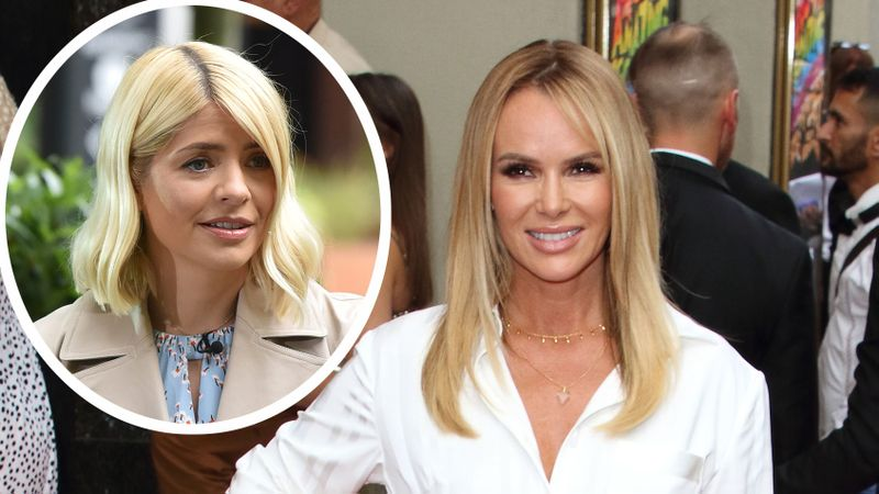 Amanda Holden out-earns Holly Willoughby for the first time