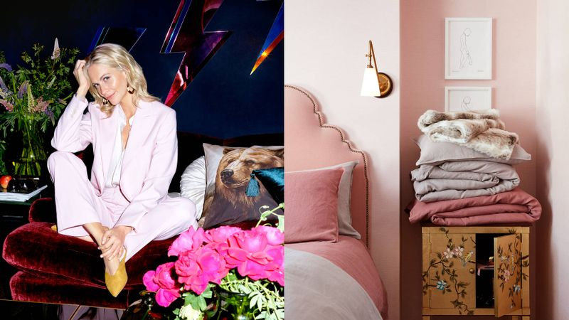 Poppy Delevigne Has Decorated Her House With H&M Home And Here Are All The Best Bits...