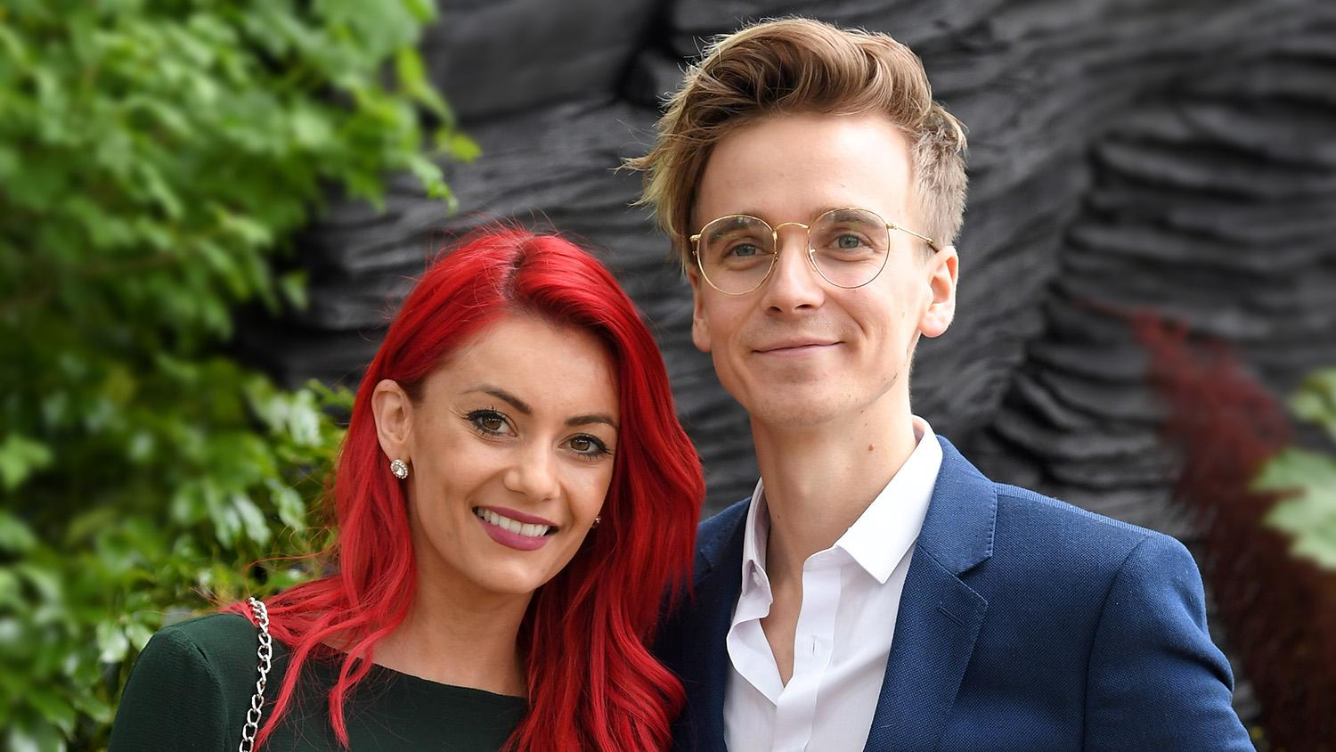 Strictly stars Joe and Dianne move in together