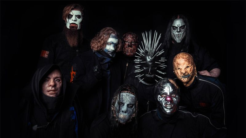 Slipknot oust Ed Sheeran and score first UK Number 1 album in 18 years